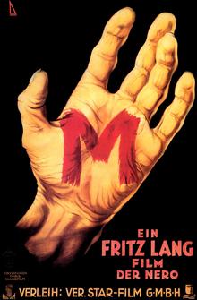 Cinema Crudités 2: M (1931)