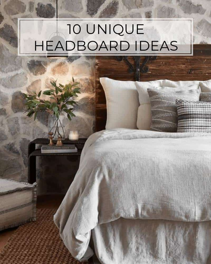10 Unique Headboard Ideas That Will Change The Style Of Your Room