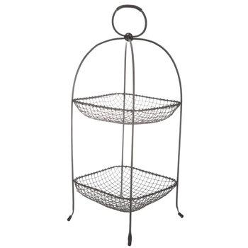 2-Tiered Basket