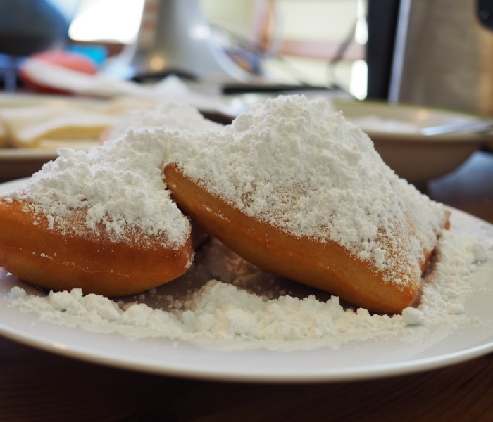 Port Orleans Resort Beignets
