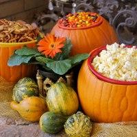 DIY: Pumpkin Bowls