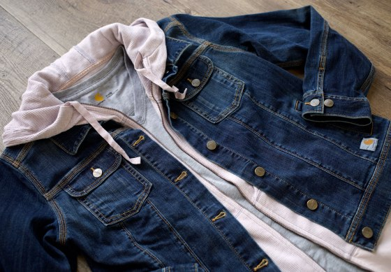 Double the Denim / Crafted in Cahartt