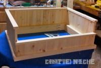 Download Build Dog Bed PDF diy cedar patio tablewoodplansdiy