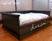 PDF DIY Build Wooden Dog Bed Download build adirondack