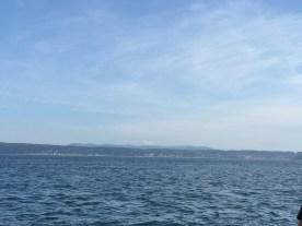 open water.