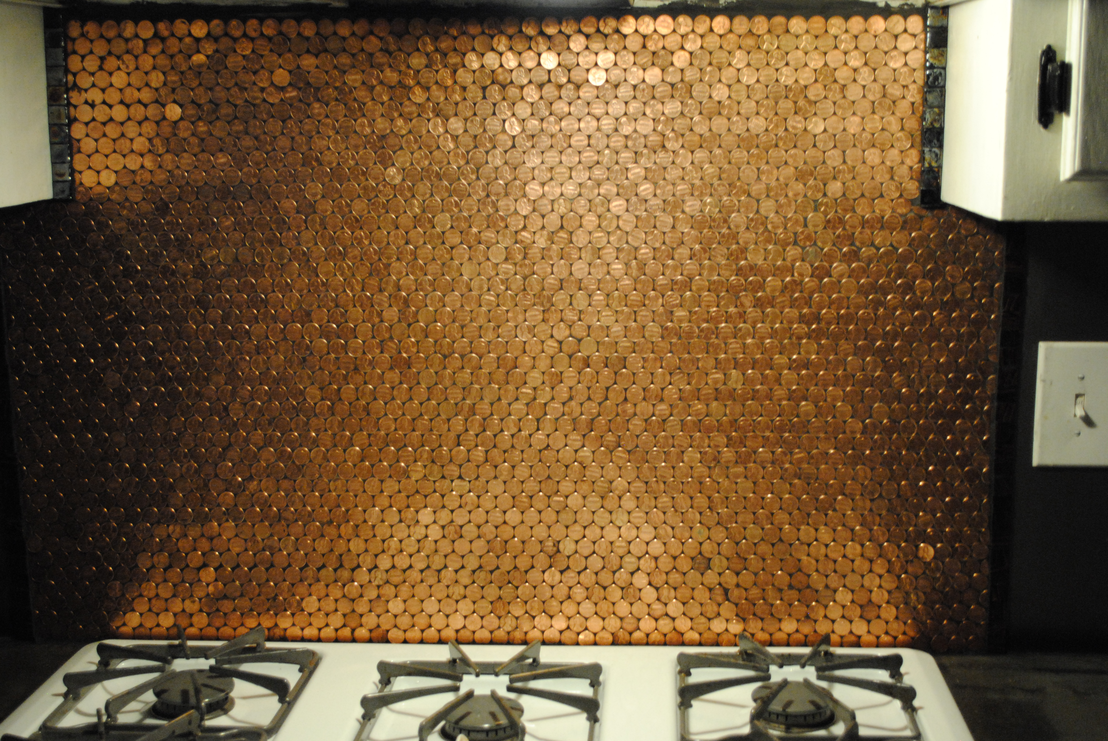 easy kitchen backsplash banquettes coin | a crafter at heart