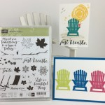 Colorful Seasons Bundle with cards by Lynda Falconer, Independent Stampin Up Demonstrator at www.crafterinspired.com