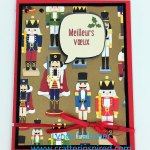 Quick and easy Christmas card with nutcracker from Christmas Around the World Designer Series Paper by Lynda Falconer, Stampin