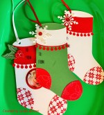 Trim Your Stocking tags made by Lynda Falconer at www.crafterinspired.com