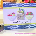 Tutti Frutti Card from new Suite in 2018 Stampin