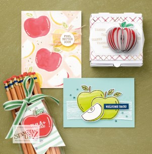 Fall card with Harvest Hellos Bundle and Country Home Stamp by lyndafalconer.stampinup.net