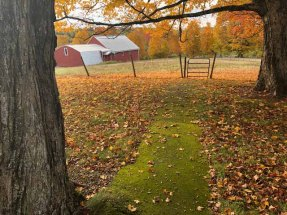 Fall at Maple Hill Farm inspires creativity at crafterinspired.com