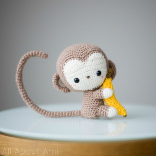 Cute animal studies to crochet!