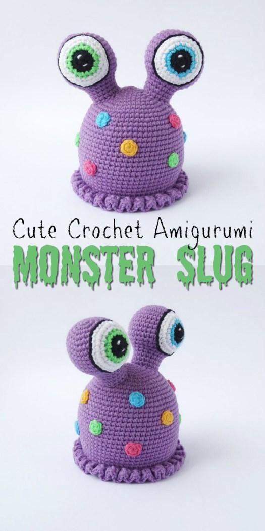 Mini Monsters Amigurumi pattern by Moji-Moji Design | Crochet ... | 1050x525