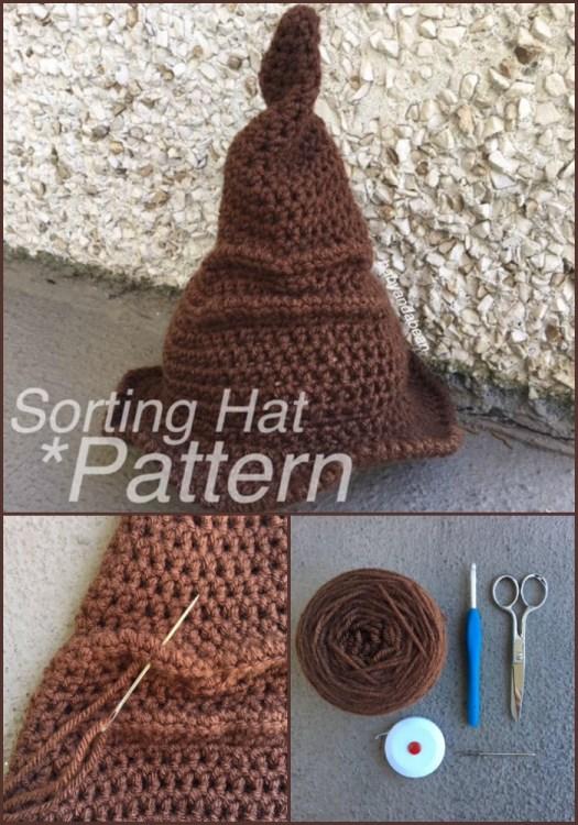 Free Hedwig Pattern Crochet Pattern | Shared on Yarn Society | 750x525