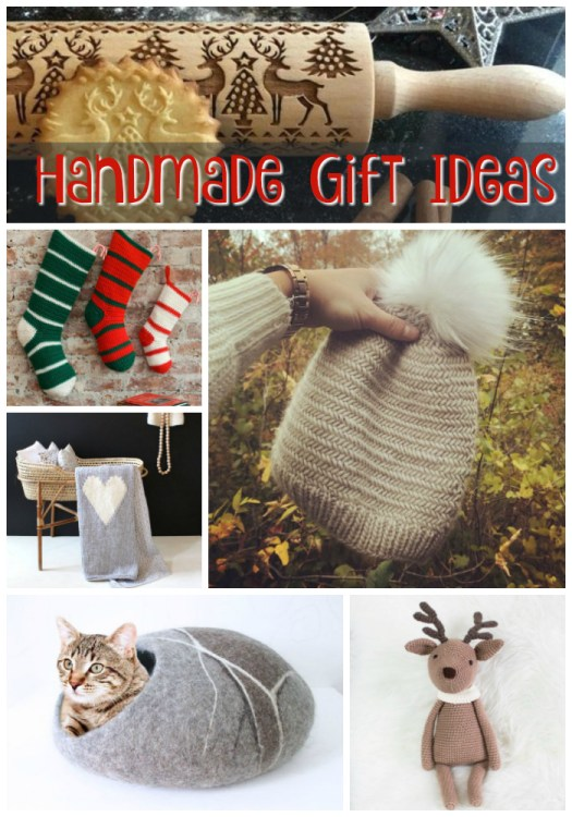 Check out these beautiful handmade gifts you can pick up from an independent artisan. No time to make your own gifts? You can still give handmade! Check out this curated list of handmade gifts by #craftevangelist #handmade #giftideas