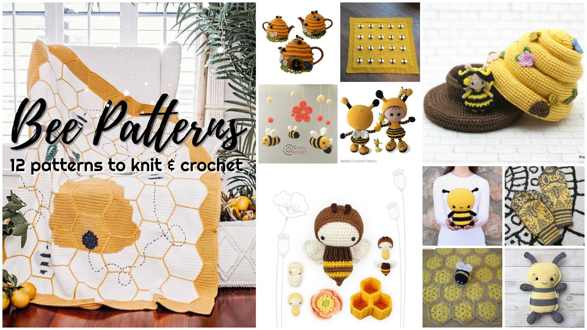 Bumble Bee Amigurumi, Amigurumi Bee, Insect Amigurumi, Insect ...   1080x1920