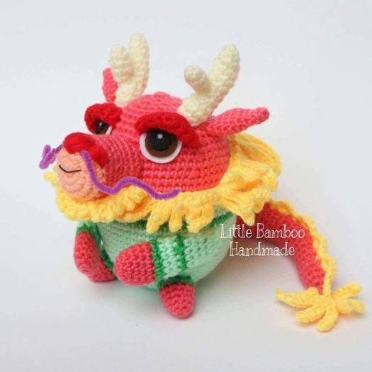 You Can Crochet Miniature Dragons and Now I Want To Make Them All | 525x525