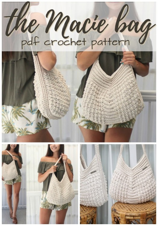 What a great, simple handbag pattern to make, perfect for summer. Great beginner crochet pattern! Love this natural colour for summer! #crochetpattern #yarn #crafts #crochet #pattern #handbag #crochethandbag #beginnercrochet #craftevangelist