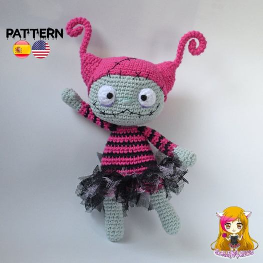 lollipop – Amigurumi Patterns | 525x525