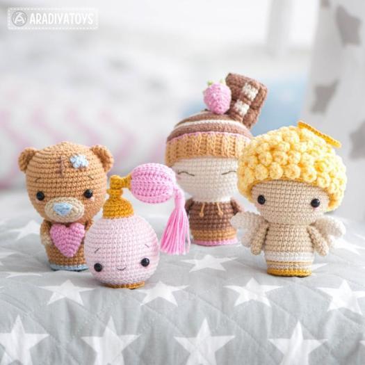 Daily Crochet! - Women Crochet Blog | 525x525