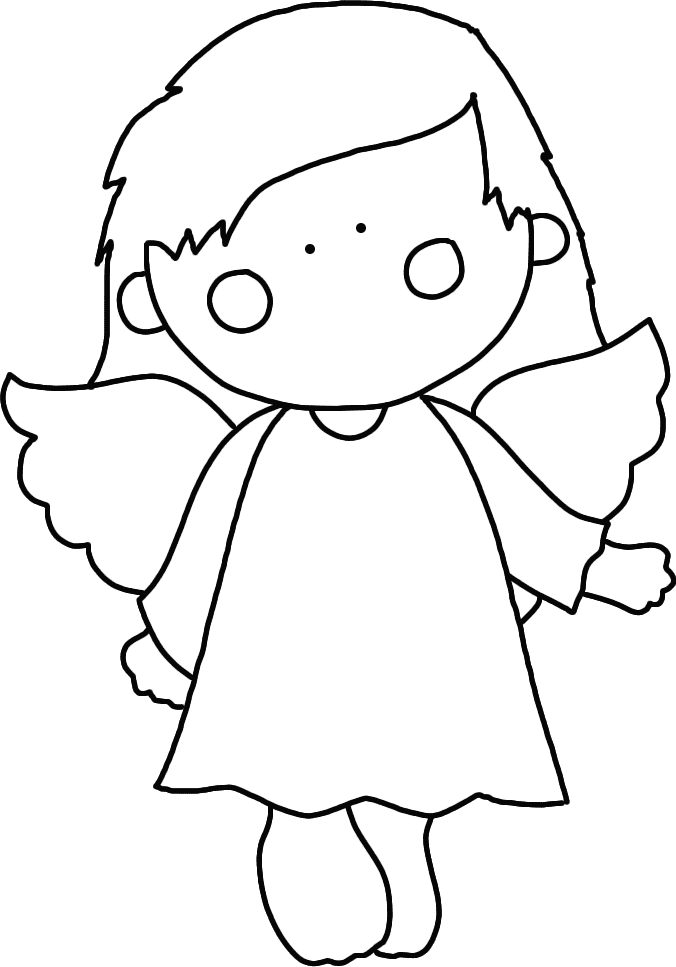 12 Angel Clip Art and Angel Signs + 25 Angel Sayings for