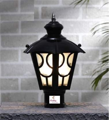 Umbrella Shaped Gate Light