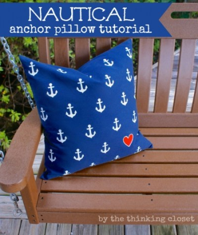 10 nautical diy projects craft gossip for Nautical projects