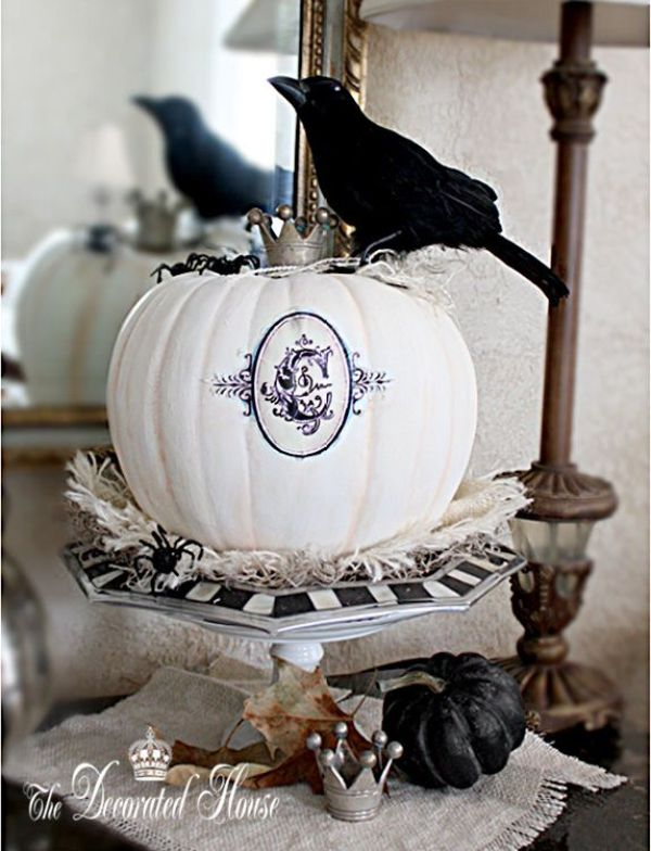 10 elegant halloween table themes craft gossip Classy halloween decorations