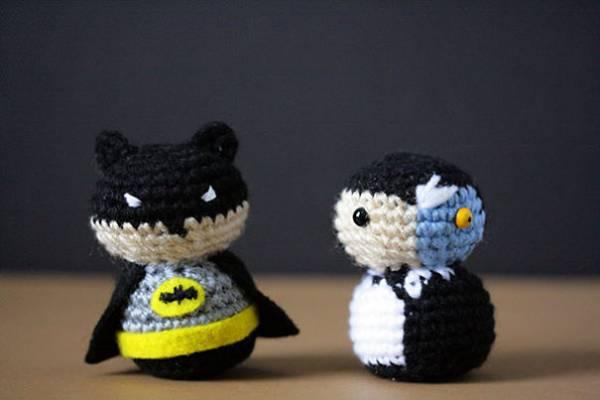 Geeky Hooker s Adorable Crochet Superhero Patterns   Craft Gossip