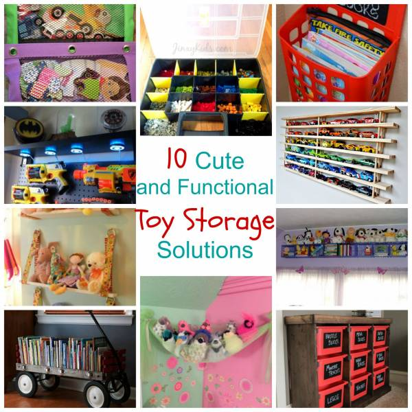 finding functional toy storage for our homes is definitely not an easy thing while we need something that actually works we donu0027t necessarily want our