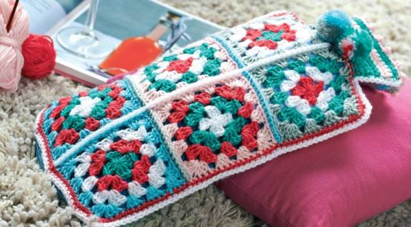 10 Beautiful Free Granny Square Patterns Craft Gossip