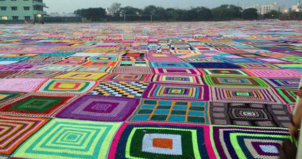 largest-crochet-blanket