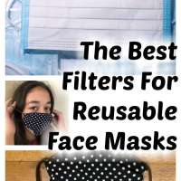 The best filters for reusable face masks