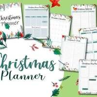 Free: Christmas Planner Printables