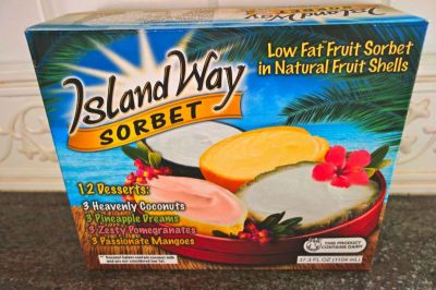 Island Way Sorbet | Crafties Live