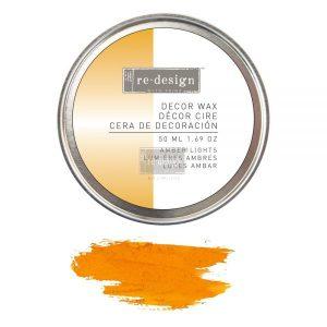 Redesign Decor Wax 1.69oz (50 ml) - Amber Lights Redesign Decor Wax 1.69oz (50 ml) – Amber Lights 655350633479 600x600 1 craft impression craft impression 655350633479 600x600 1