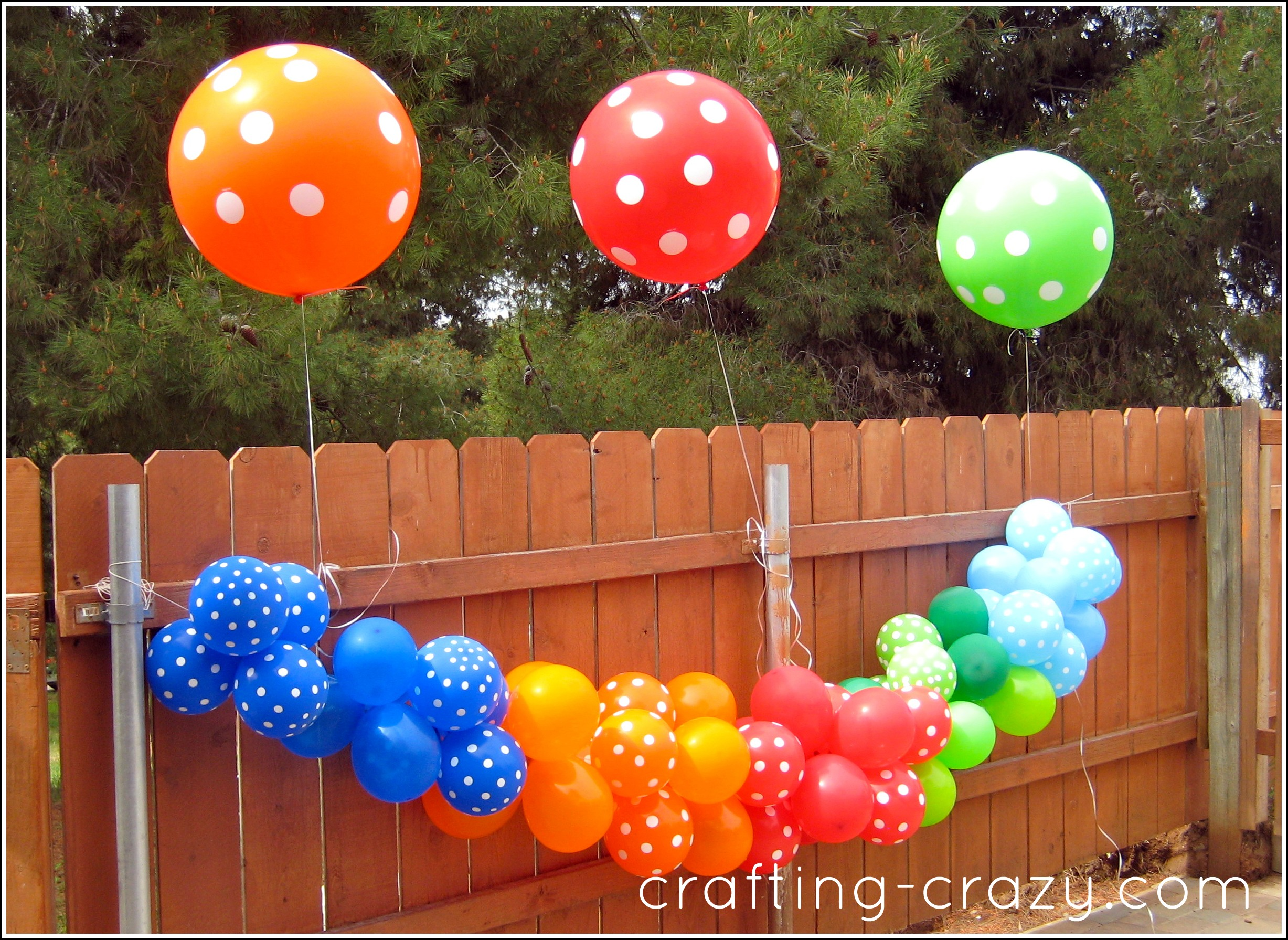 18 Spectacular How To Decorate With Balloons  DMA Homes