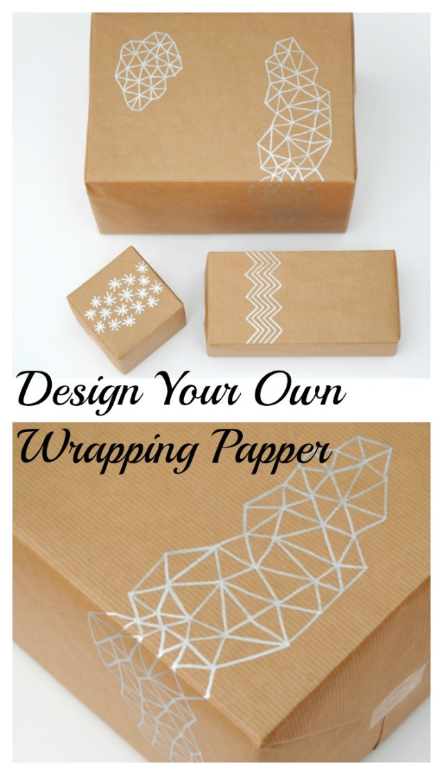 Gift Wrapping Ideas - DIY Gift Wrap Something More Than Ordinary