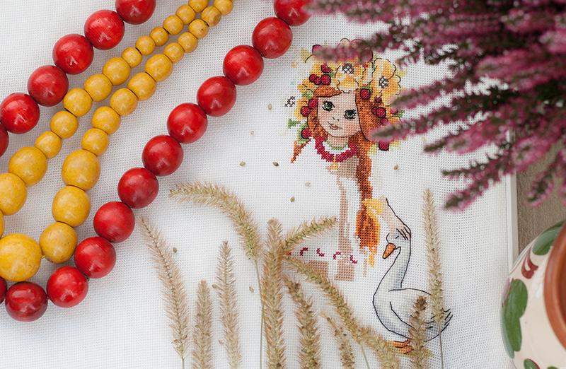 Wzory haftu krzyżykowego dla dzieci
