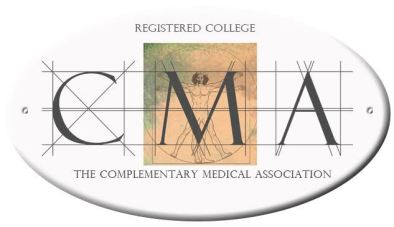 This image has an empty alt attribute; its file name is large_CMA-registered-college-logo.jpg