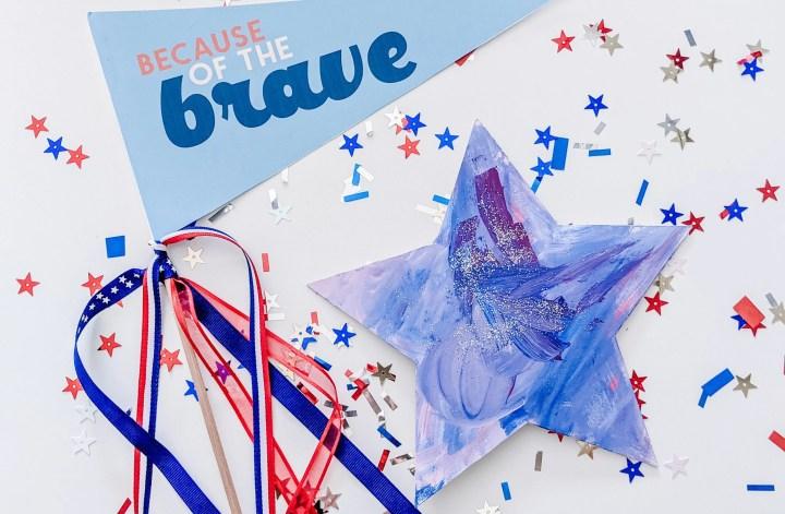 patriotic star craft