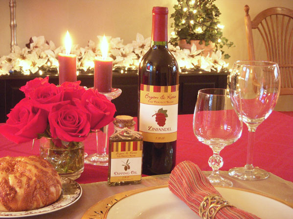 DIY Wine And Vineyard Themed Wedding Ideas