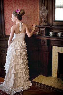 Eco Bridal DIY Upcycle Or Handcraft A DIY Wedding Dress