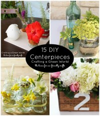 Centerpiece Ideas for Your Next Fancy To-Do