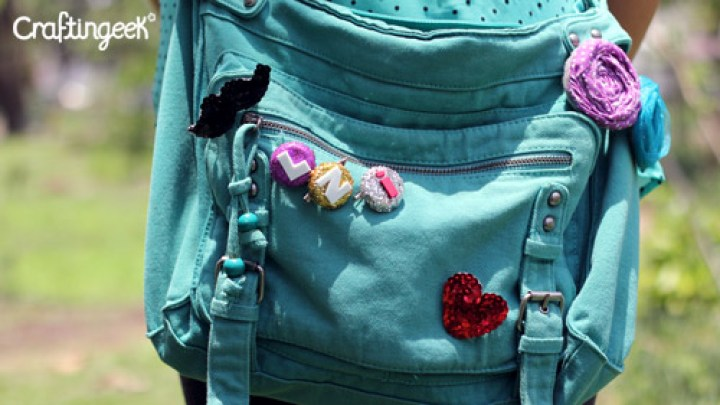 decora tu mochila