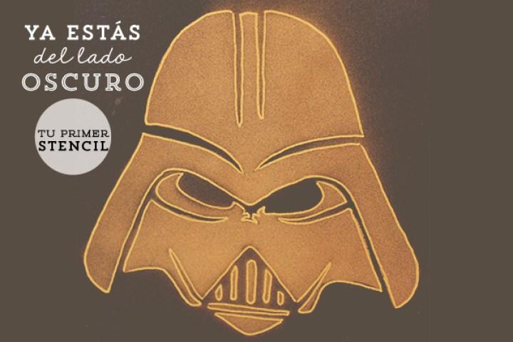 Haz una Tarjeta de Star Wars Fácil - DIY Star Wars Card