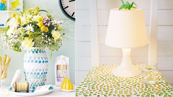 bowl de mosaicos