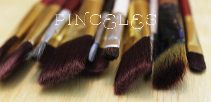 Tipos de pinceles para pintar y para qué sirven
