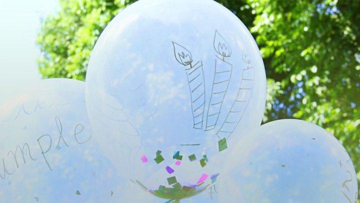 globos para cumpleanos